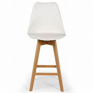 Chaise Haute Scandinave Bebe : chaises hautes scandinaves ericka blanc lot de 4 pas cher scandinave deco ~ Teatrodelosmanantiales.com Idées de Décoration