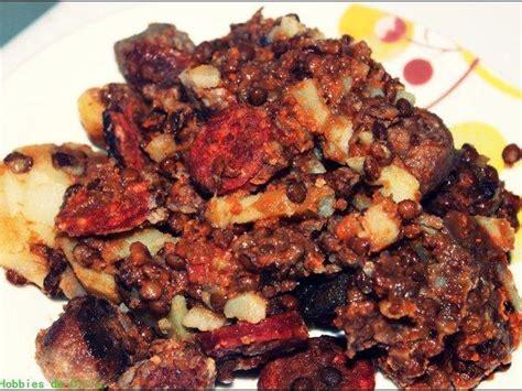 lentilles cuisin馥s lentilles épicées à l 39 espagnole paperblog