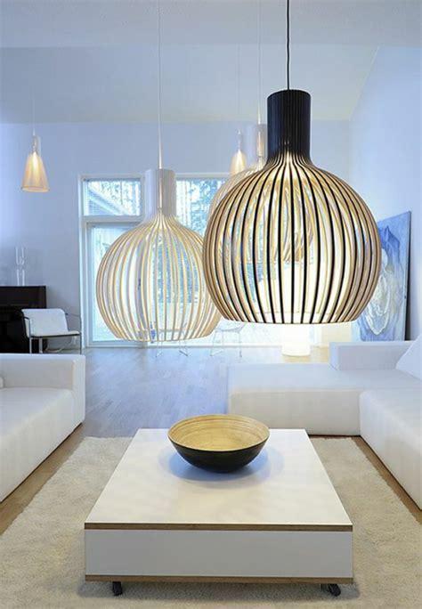 designer lampen  effektvolle modelle archzinenet