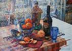 History painting: still life on Behance