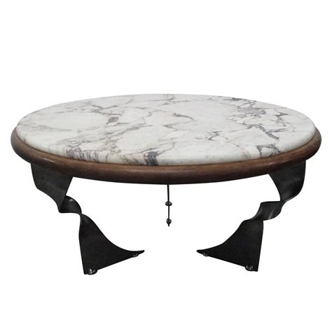 granite coffee table base unique steel base and marble top coffee table for sale at