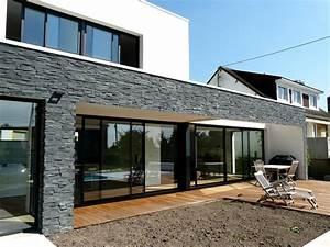 Maison En L Moderne : maisons modernes d architecte mc immo ~ Melissatoandfro.com Idées de Décoration