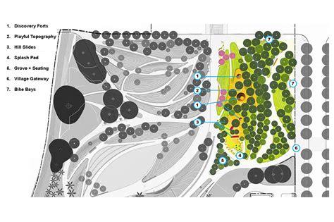Project Design — Tongva Park + Ken Genser Square