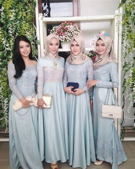 hijabi bridesmaids images  pinterest brides