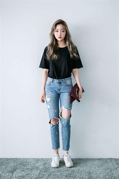 Korean Daily Fashion | Official Korean Fashion | Outfits | Pinterest | Daily fashion Korean ...