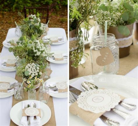 decoration mariage theme nature