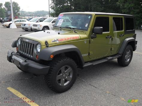 jeep rescue green rescue green metallic jeep wrangler images