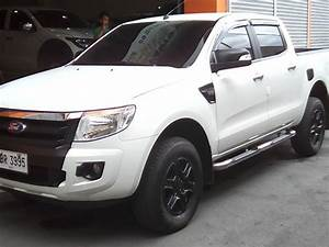 2015 Ford Ford Ranger Xlt 2 5 4x2 Manual Diesel 2015 For
