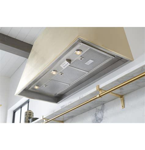 monogram  custom hood insert zvclss ge appliances
