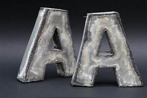 Buchstaben Aus Draht Biegen : einzelbuchstaben autogen geschwei t ~ Lizthompson.info Haus und Dekorationen
