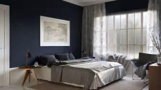 schlafzimmer dunkelblau 70 walls painting ideas in shades fresh design pedia