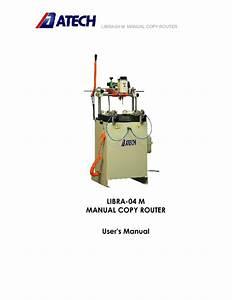 Libra-04 M Manuals