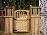 fence gate design Mid-Size Fences   5Star Fences