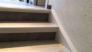 Habillage Escalier Bois : habillage escalier bois maytop youtube ~ Dode.kayakingforconservation.com Idées de Décoration