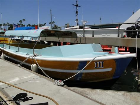 Passenger Boats For Sale California by 1988 Used Westerly Marine Custom 30 Water Taxi Passenger