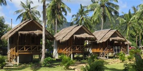 Bang Bao Beach Klong Goi  Koh Chang Resorts And Bungalows
