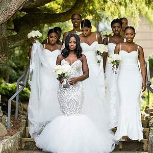 do you think it is appropriate for wedding guests With black people wedding dresses