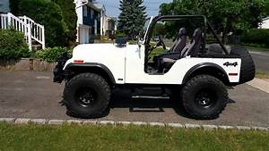 1975 Jeep Cj5 Project Ready For Summer