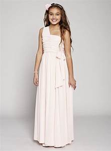 teen blush one shoulder bridesmaid dress wedding bhs With teenage dresses for weddings