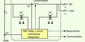 Circuit Breaker Schematic Diagram