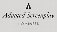 Oscars 2017: Adapted Screenplay Nominees - YouTube