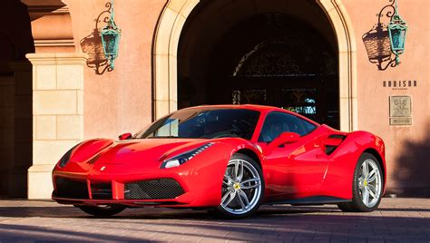 Farari Cars Picture by Car Of The Year 2016 Winner 488 Gtb Robb Report