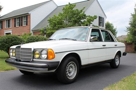 This is an exceptionally clean/excellent maintained. No Reserve: 1982 Mercedes-Benz 300D Turbo for sale on BaT Auctions - sold for $19,000 on ...