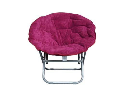cheap comfortable room seating options comfy corduroy moon chair raspberry
