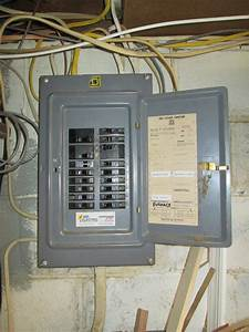 Cost To Replace Breaker Box