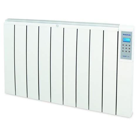 chauffage electrique chambre quel radiateur électrique choisir à inertie rayonnant