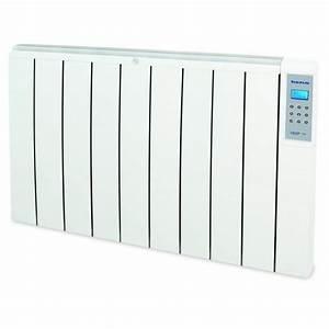 quel radiateur electrique choisir a inertie rayonnant With quel type de radiateur electrique choisir pour une chambre
