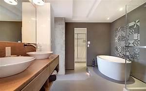 Style De Salle De Bain : salle de bain style pur industries dme ~ Teatrodelosmanantiales.com Idées de Décoration