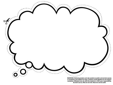 thinking cloud writing template thinking cloud coloring pages coloring pages