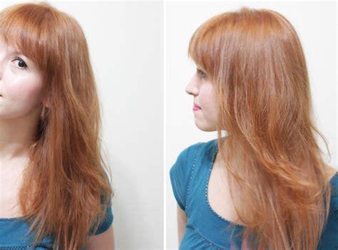 Reddish Blonde **tintura Inédita No Brasil