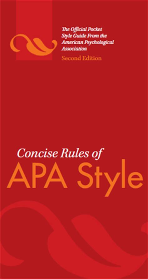 A Must Apa Manual Spiral Bound 6th Edition Grad Concise Of Apa Style Sixth Edition