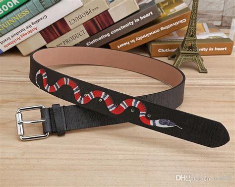 Hot Black Color Luxury High Quality Designer Belts Fashion
