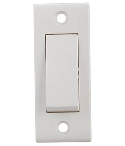 Buy Anchor Penta White One Way Switch Pack Online