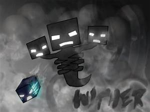 [90+] Minecraft Wither Wallpapers on WallpaperSafari