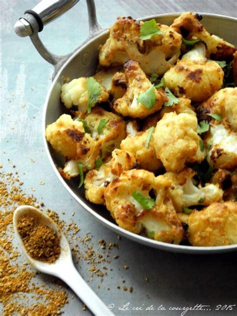 amande cuisine chou fleur rôti au curry indien et au beurre d 39 amande