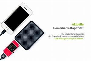Powerbank Ladezeit Berechnen : was ist die kapazit t ihrer power bank wirklich battery ~ Haus.voiturepedia.club Haus und Dekorationen