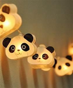 Guirlande Lumineuse Bébé : panda addict babayaga magazine ~ Teatrodelosmanantiales.com Idées de Décoration