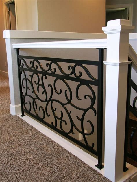 Banister And Railing Ideas by 9 Best Wrought Iron Images On Banisters Iron