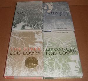 The Giver Vol 1 2 3 4 By Lois Lowry Hardcover New