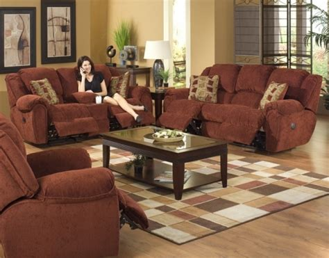 sofa loveseat recliner combo furniture combination of leather and fabric reclining sofa