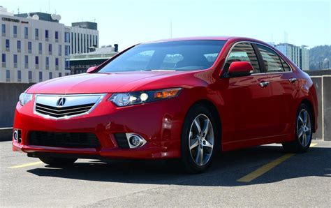 acura tsx special edition review digital trends