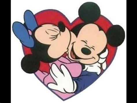 imagenes de mickey mouse y minnie de