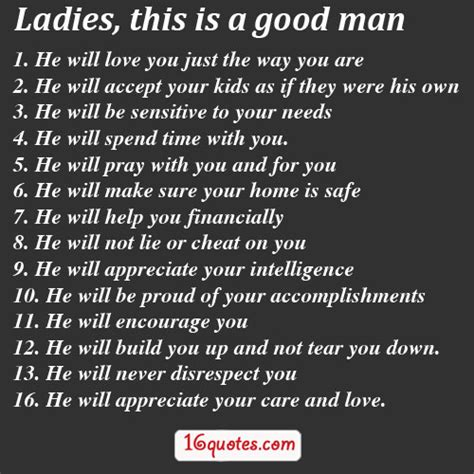 Man Loving A Woman Quotes