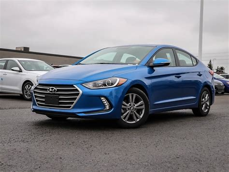 Used 2018 hyundai elantra sel. Used 2018 Hyundai Elantra GL for Sale - $16595.0 ...