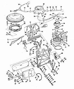 Evinrude Ignition System Parts For 1972 125hp 125283r