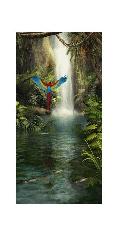 Glitter Graphics Waterfall Fantasy Gifs 2901 Pub